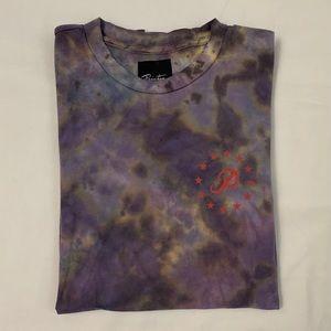 Primitive tie-dyed shirt